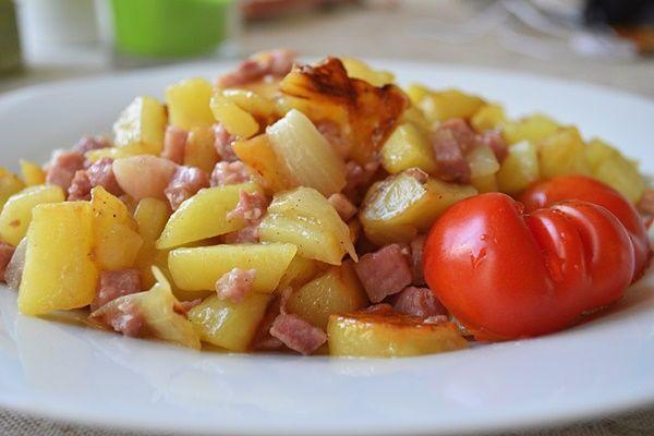 Pyttipanna как приготовить? - Рецепты русской кухни с фотографиями