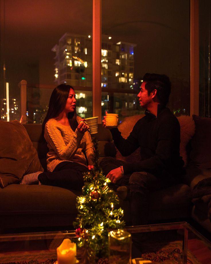 #Christmas mood #lighting for this holiday season