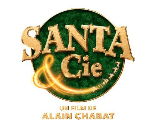 Découvrez l'affiche officielle de SANTA et CIE ! Au cinéma le 6 décembre