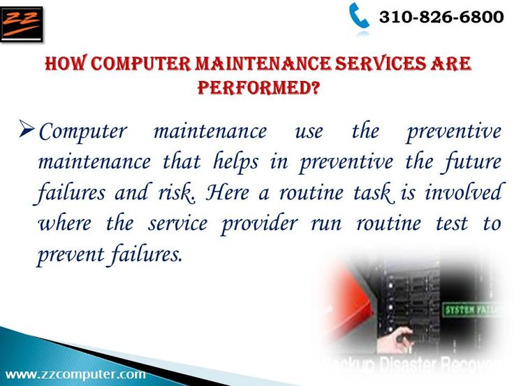 If you are looking for efficient and competent computer repair services LA, then just get in touch with ZZ Computer.