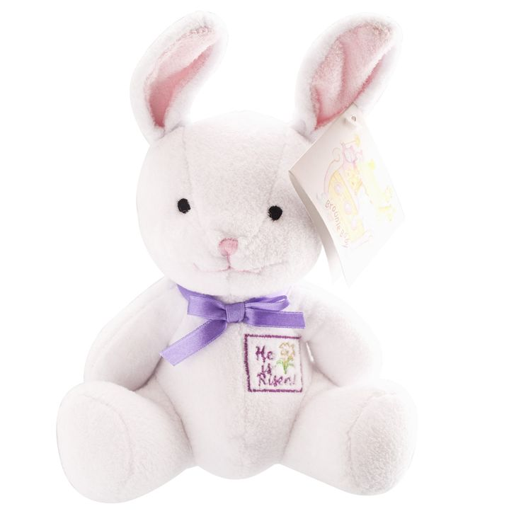 Easter 165 pinterest this cute and soft plush easter rabbit negle Images