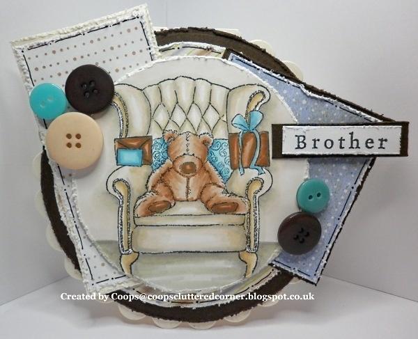 Wellington Card - Brother