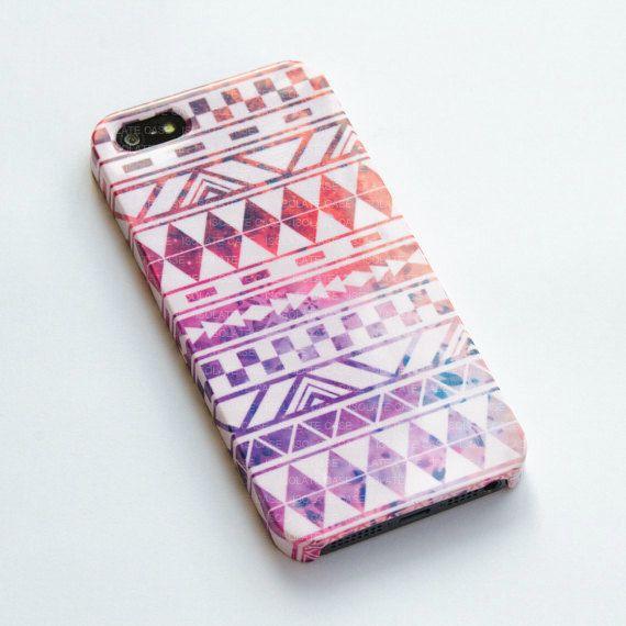 Tribal Galaxy iPhone 5 Case, Geometric iphone 5 case,aztec iphone 5 case,galaxy iphone 5 case