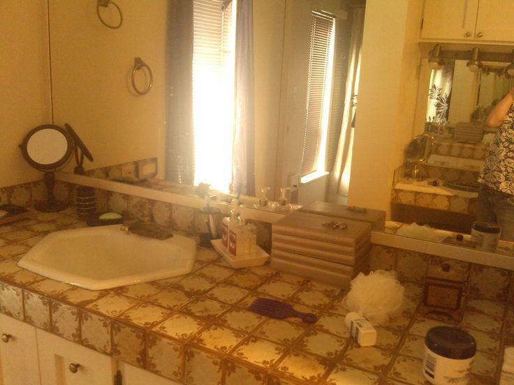 My Ugly Bathroom