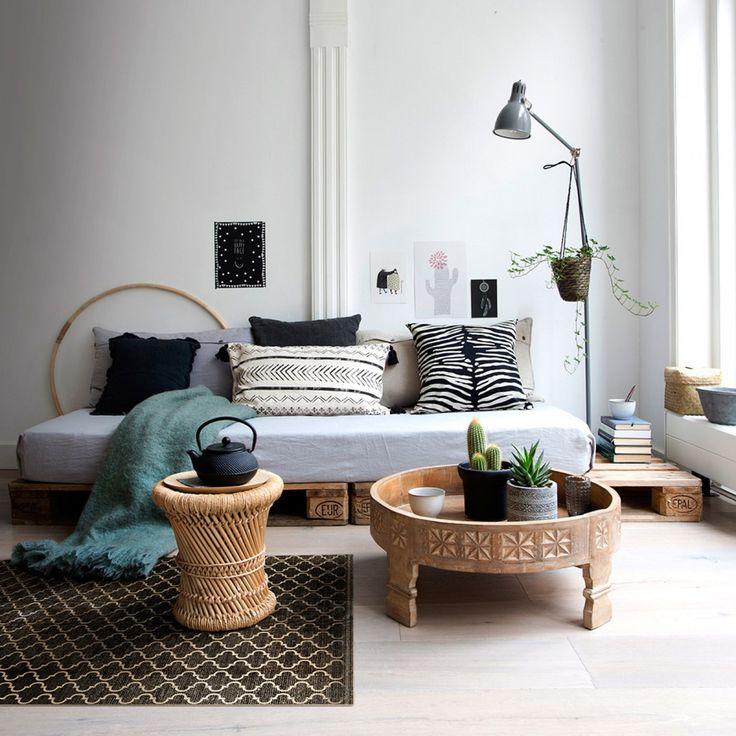 1000 id es sur le th me chambre ethnique sur pinterest chambre de bois fonc - Chambre style ethnique ...