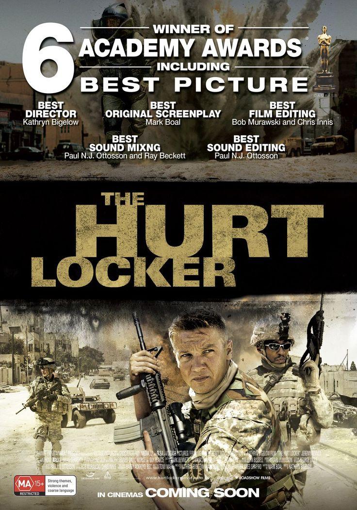 The Hurt Locker (2008)  - Click Photo to Watch Full Movie Free Online.