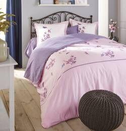 Linge de lit en flanelle Tendre envolée