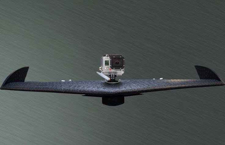 LA 100 UAV drone for GoPro