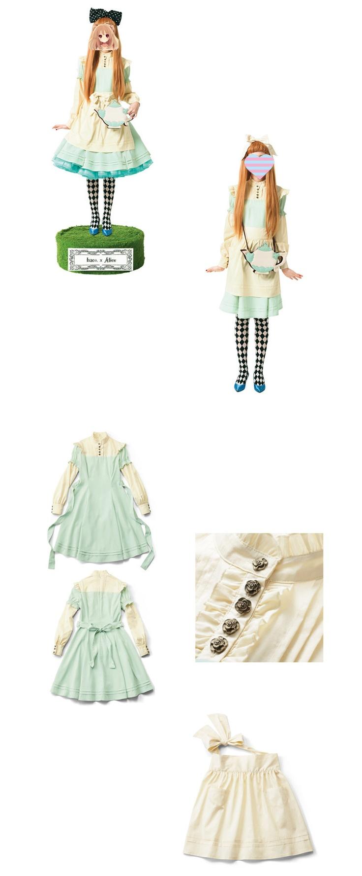 Lolita Alice dress (mysis.taobao)  169 Yuan