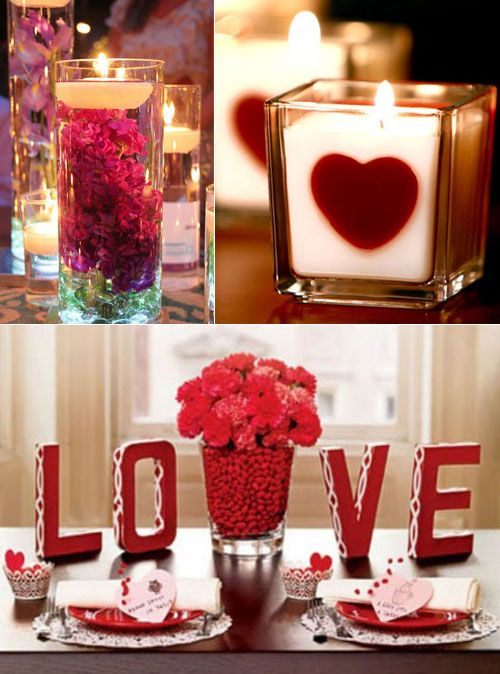 For the coming Valentine's Day, have you prepare your home and get ready for the romantic holiday?