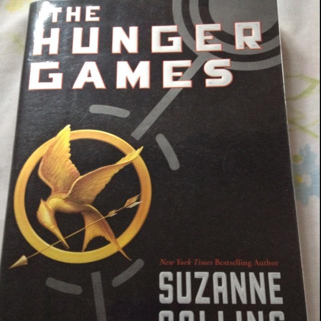 Let the Hunger Games begin!