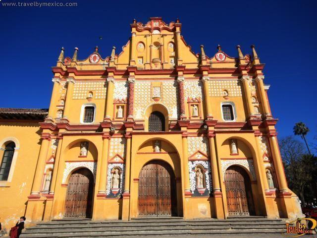 Catedral de San Cristóbal de las Casa Se encuentra en la
