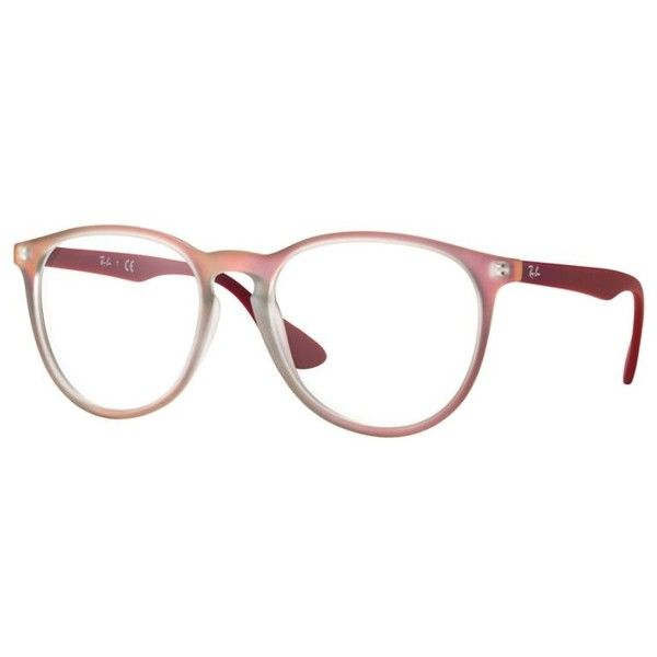 48849b90a91a4 ... good ray ban tech rx7034 liteforce 5439 eyeglasses ray ban unisex red  eyeglasses 120 liked on