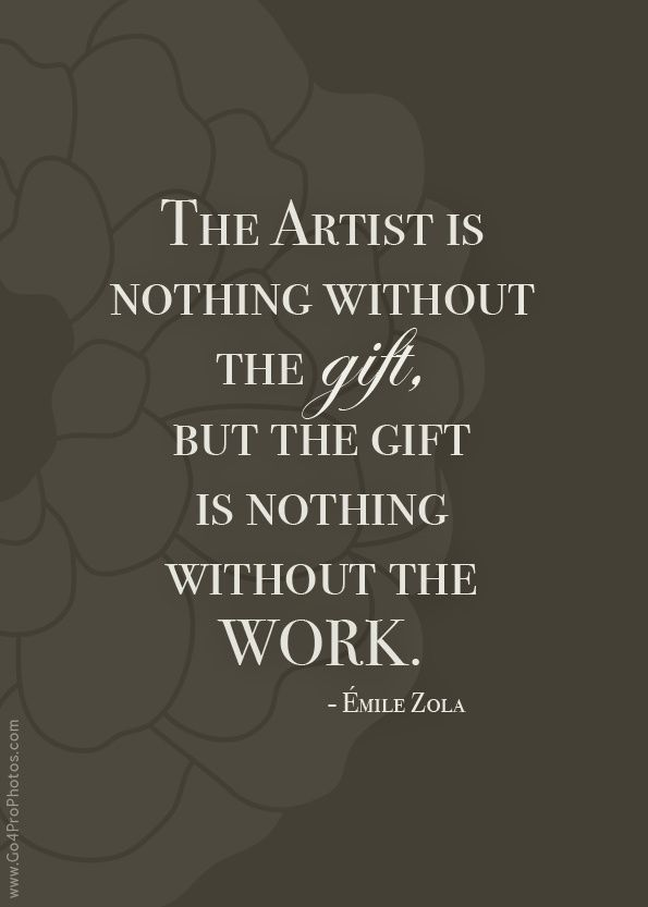 #quote The #Artist