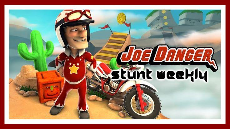 Joe Danger Collectors Edition: Stunt Weekly - Joe Danger kehrt zurück [4K]