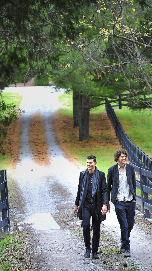For King & Country's Joel and Luke Smallbone