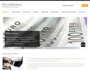 Revolutionary Website Template  Web Site Design Arizona| #WebDesignArizona #webdesign #Website #Templatedesign