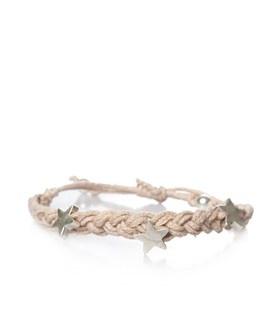 Bracelet Star Braid from lovely Fira.