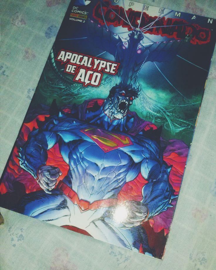 Indo além da caixinha: Superman Condenado - Apocalypse de aço!