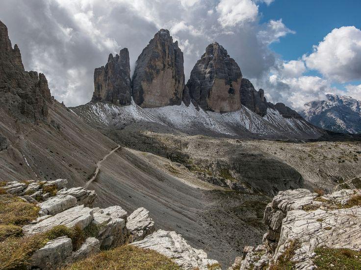 Tre Cime Lavaredo by Luigi Alesi on 500px