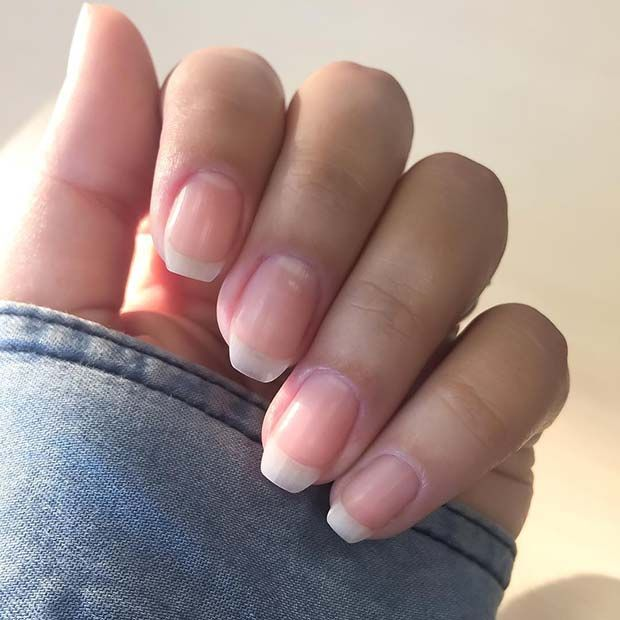 41 Classy Ways to Wear Short Coffin Nails | StayGlam | Coffin shape nails, Nail shapes, Short coffin nails