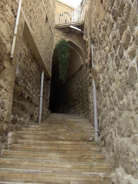 Mardin sokakları (Abbara)