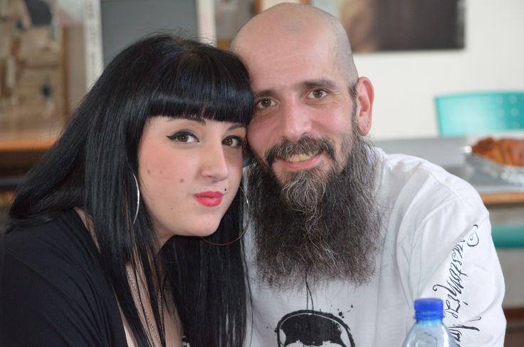 #leccetattoofest - 2nd Lecce Tattoo Fest 2015 - Aj Chionchio & Maria Pacella