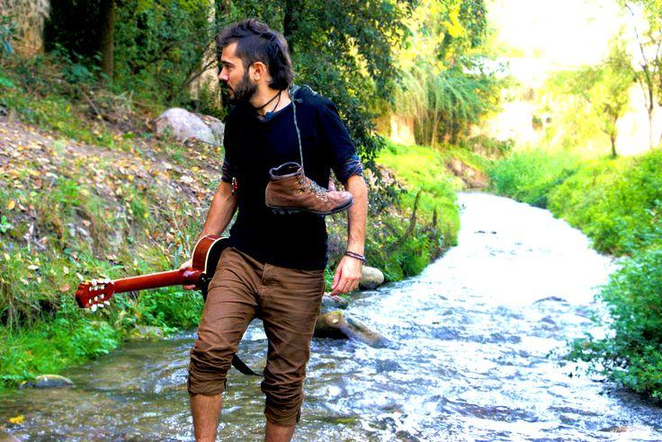 Upper the river (Granada)