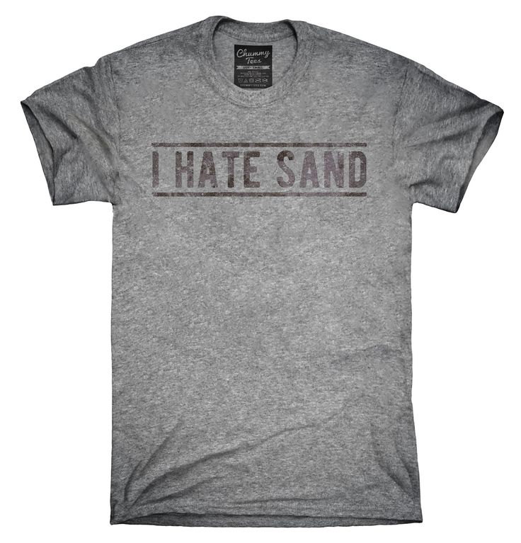 I Hate Sand Military Deployment Shirt, Hoodies, Tanktops