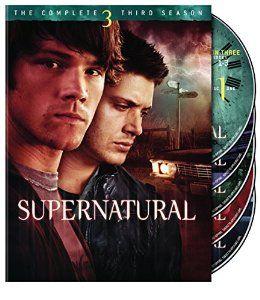 Amazon.com: Supernatural: Season 3: Jared Padalecki, Jensen Ackles: Movies & TV