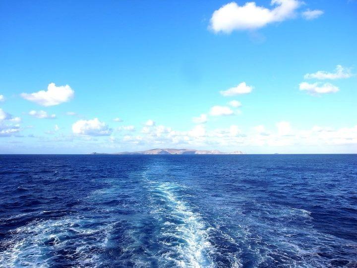 Ocean blue~
