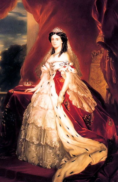 Augusta of Saxe-Weimar (Augusta Marie Luise Katharina von Sachsen-Weimar-Eisenach) (30 September 1811 – 7 January 1890) was the Queen of Prussia and the first German Empress as the consort of William I, German Emperor.