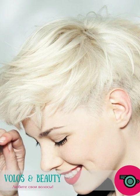 ❤ Уложить короткие вьющиеся волосы – непростая задача ❤  ☝Чтобы укладка выглядела максимально естественно, накручивайте на стайлер только те пряди, которые требуют дополнительного объема. А на прямых волосах добиться такого же эффекта можно, используя стайлеры разного диаметра.   #Совет