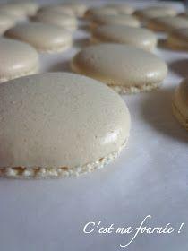 C'est ma fournée !: Macarons : la recette des coques
