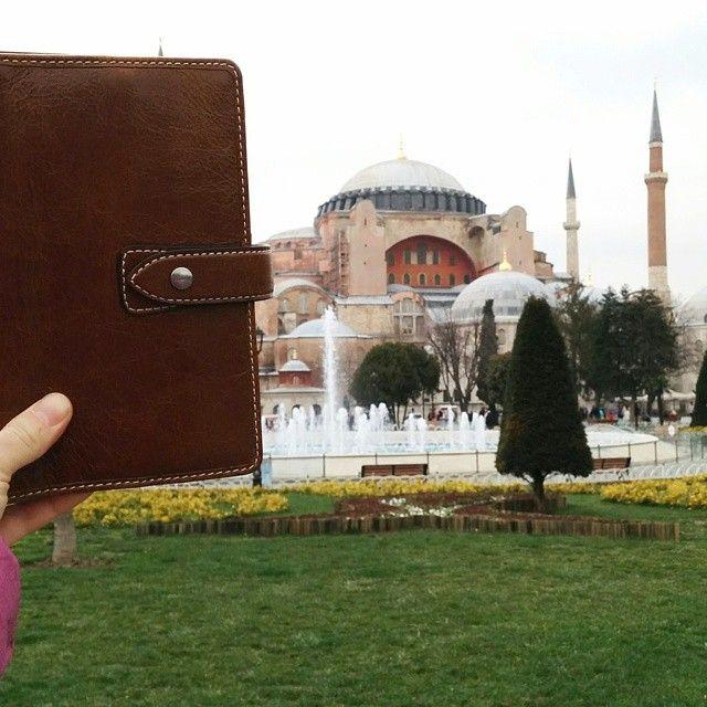 #maldenontour Hagia Sophia :)