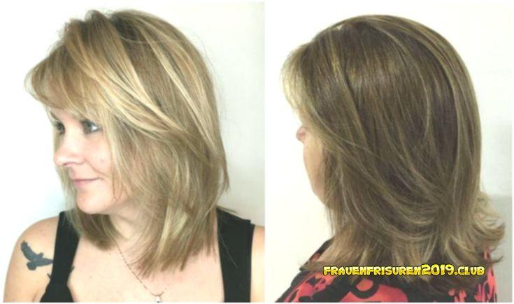 Stufig Frisuren Frauen Modische Frisuren Für Frauen Ab 50