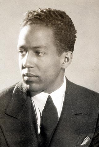 Langston Hughes was born 02-01-1902 in joplin missouri he published his first poem in 1921 he attended columbia univirsty but left after 1 year to travel
