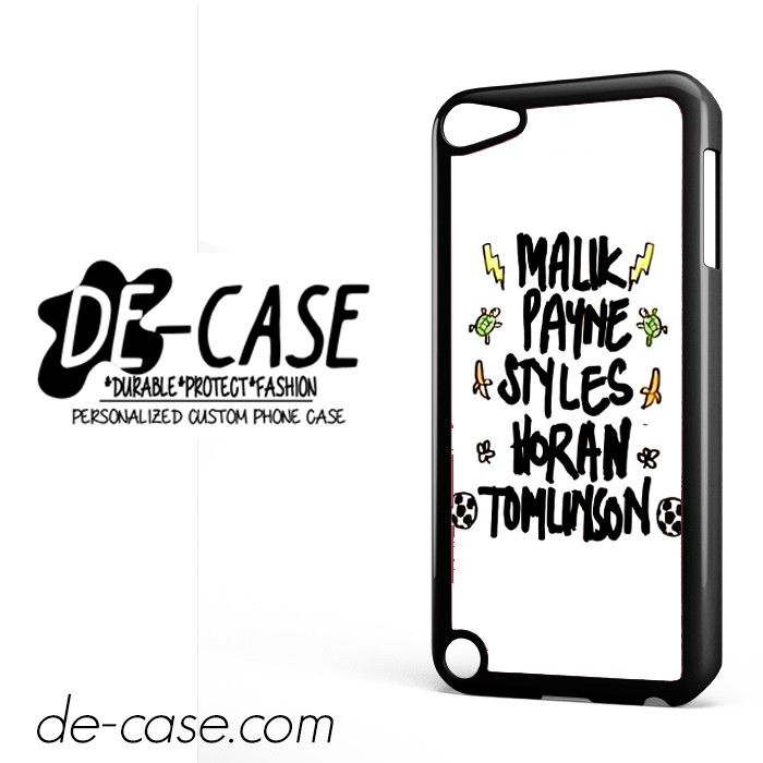 One Directin Names DEAL-8189 Apple Phonecase Cover For Ipod Touch 5