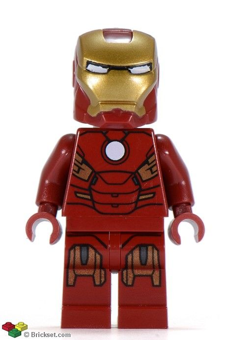 lego iron man cake idea
