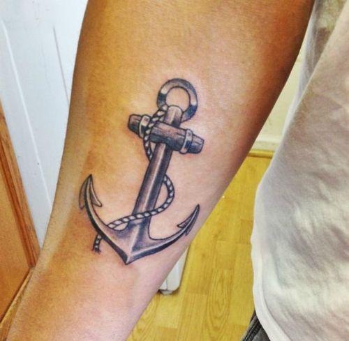 Us Navy Tattoos On Pinterest: 1000+ Ideas About Navy Anchor Tattoos On Pinterest