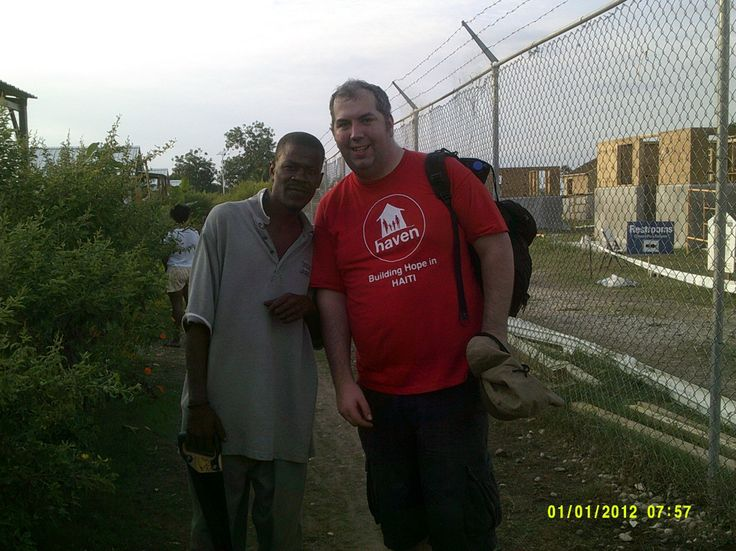 guest blog i did when in haiti