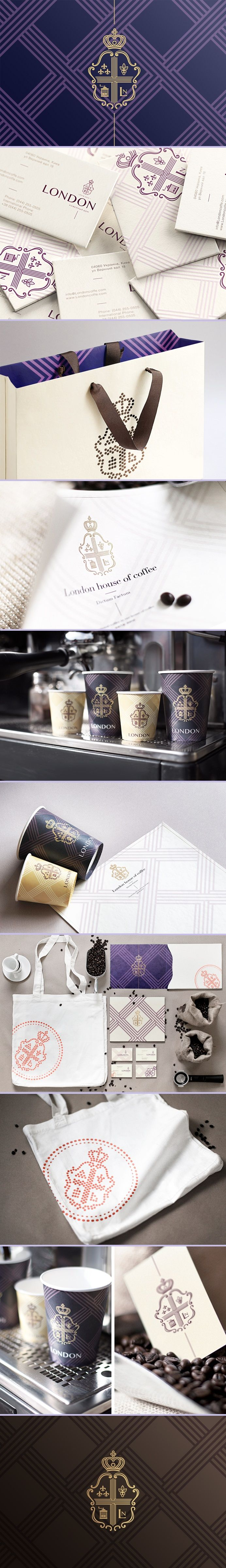 Love this creative packaging solution by the Coffee House London, do you?
