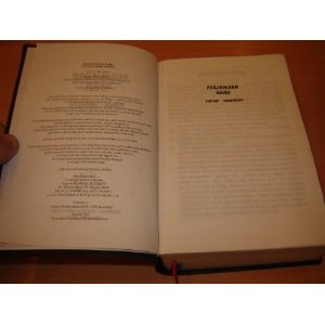 Greek - Indonesian Bilingual Study New Testament / Yunani - Indonesian Perjanjian Baru    $89.99