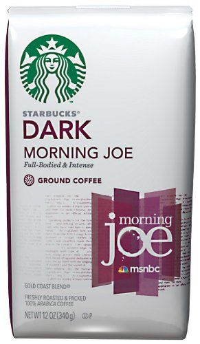 Starbucks Ground Coffee Gold Coast Morning Joe Dark 12Ounces Pack of 2 * You can find out more details at the link of the image.