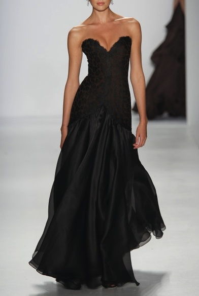fashforfashion -♛ STYLE INSPIRATIONS♛: Wedding Dressses, Evening Dresses, Formal Dresses, Black Dresses, Candice Swanepoel, Elegant Dresses, Dance Dresses, Black Gowns, Black Bridesmaid Dresses