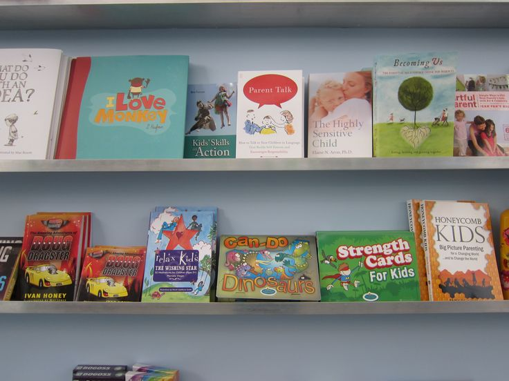 We have a great range of parenting and educator resources in our Harmony Shop!  Inspiring!