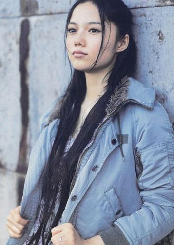 Japan beauty teen girl aoi — photo 13