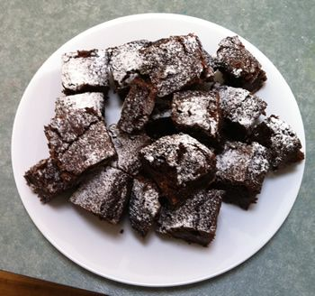 Gary Mehigan's Triple Chocolate Brownies