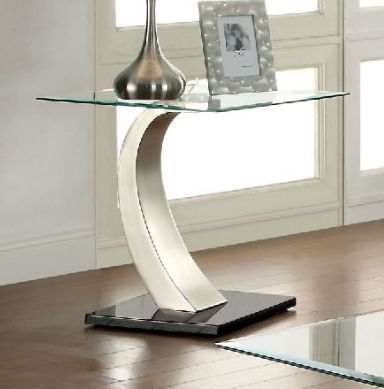 Furniture of America Roxo Collection End Table CM4728E