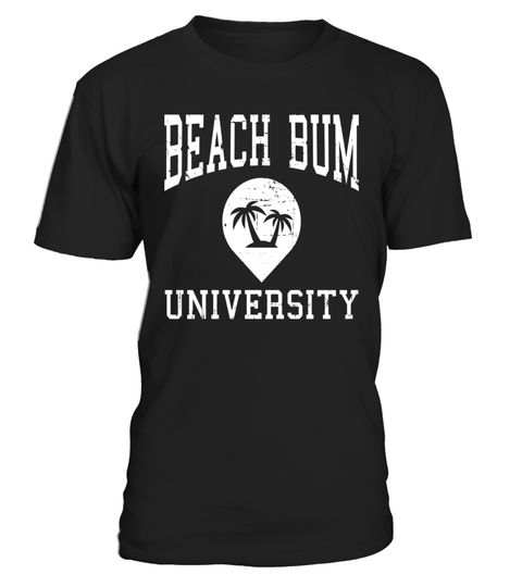 "# Beach Bum University Slogan Varsity Style T-Shirt .  Special Offer, not available in shops      Comes in a variety of styles and colours      Buy yours now before it is too late!      Secured payment via Visa / Mastercard / Amex / PayPal      How to place an order            Choose the model from the drop-down menu      Click on ""Buy it now""      Choose the size and the quantity      Add your delivery address and bank details      And that's it!      Tags: Cool, unique summer style…"